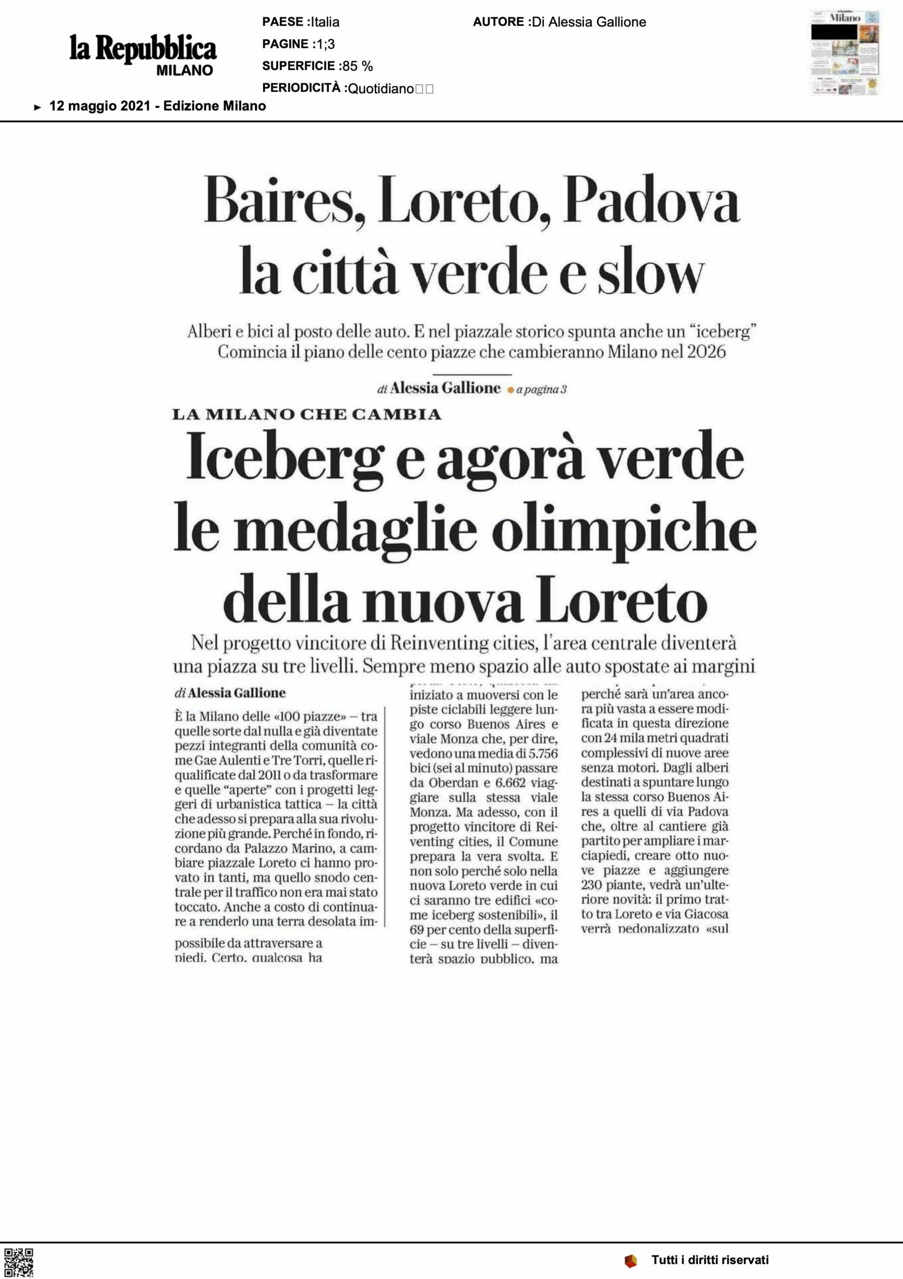 La_Repubblica_Milano_12 maggio 2021